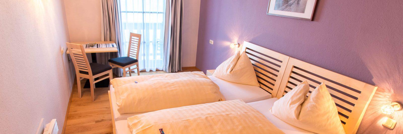 Schafbergspitze Hotel Rooms